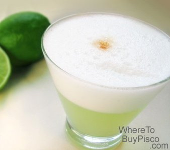 Pisco Sour Glass (Box of 2) - Click Image to Close