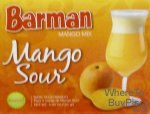 Barman Mango Sour Mix
